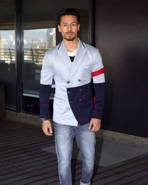 Tiger Shroff - Photos: Baaghi 2 Promotions at Nadiadwala Office | Picture 1573200