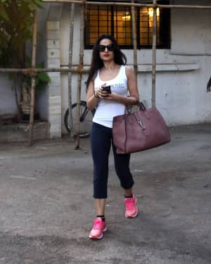 Photos: Ameesha Patel Spotted at Kromakay Salon | Picture 1573364