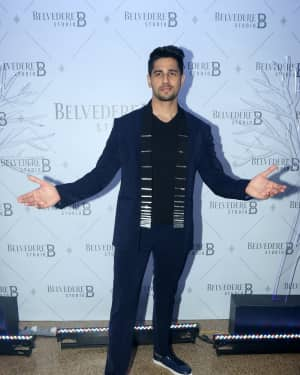 Sidharth Malhotra - Photos: Bollywood Celebs At Belvedere Studio