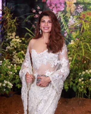 Jacqueline Fernandez - Photos: Sonam Kapoor and Anand Ahuja Wedding Reception