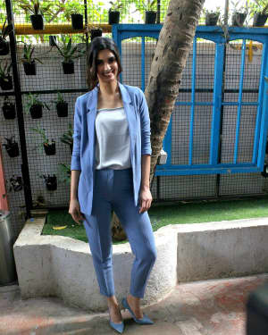 Photos: Diana Penty Spotted at Bandra
