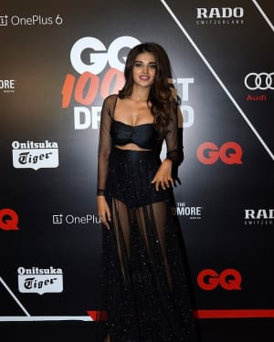 Nidhi Agarwal - Photos: Red Carpet Ceremony of GQ Best Dressed 2018
