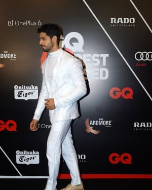 Sidharth Malhotra - Photos: Red Carpet Ceremony of GQ Best Dressed 2018 | Picture 1583590