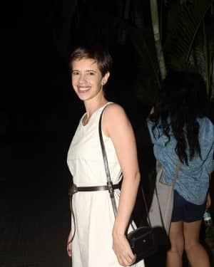 Photos: Kalki Spotted At The View In Andheri