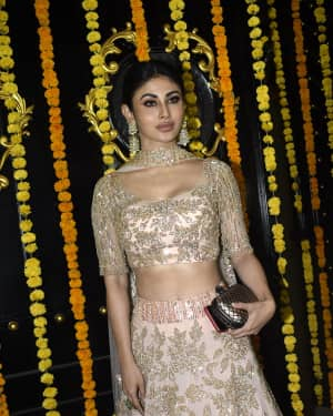 Mouni Roy - Photos: Ekta Kapoor Diwali party at Juhu