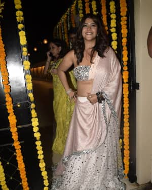 Ekta Kapoor - Photos: Ekta Kapoor Diwali party at Juhu