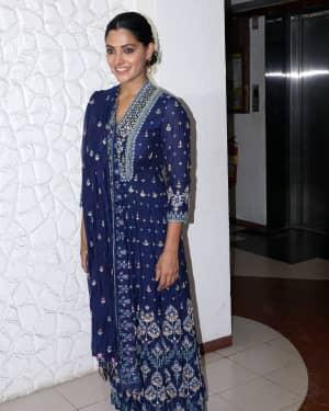 Saiyami Kher - Photos: Shabana Azmi diwali party at her residence