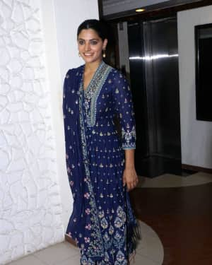 Saiyami Kher - Photos: Shabana Azmi diwali party at her residence