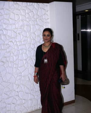 Photos: Shabana Azmi diwali party at her residence