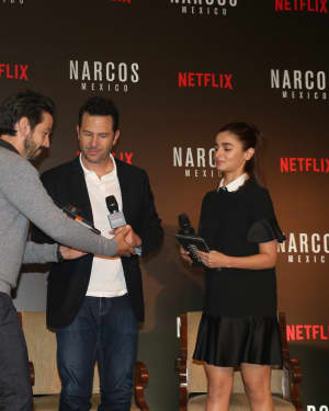 Photos: Special Panel discussion hosted by Netflix at Taj Lands End