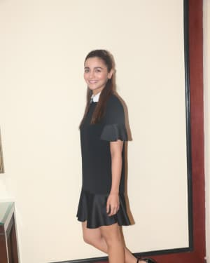 Alia Bhatt - Photos: Special Panel discussion hosted by Netflix at Taj Lands End