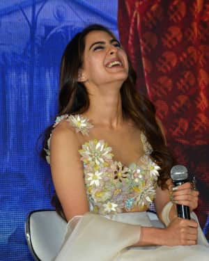 Sara Ali Khan - Photos: Trailer Launch of film Kedarnath | Picture 1610874
