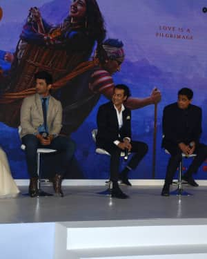 Photos: Trailer Launch of film Kedarnath