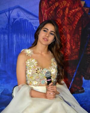 Sara Ali Khan - Photos: Trailer Launch of film Kedarnath | Picture 1610879