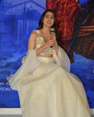 Sara Ali Khan - Photos: Trailer Launch of film Kedarnath