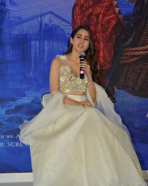 Sara Ali Khan - Photos: Trailer Launch of film Kedarnath | Picture 1610878