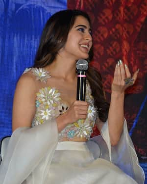 Sara Ali Khan - Photos: Trailer Launch of film Kedarnath | Picture 1610869
