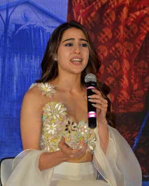 Sara Ali Khan - Photos: Trailer Launch of film Kedarnath | Picture 1610881