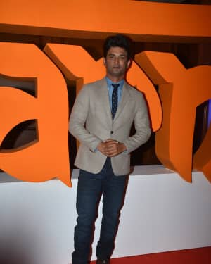 Sushant Singh Rajput - Photos: Trailer Launch of film Kedarnath
