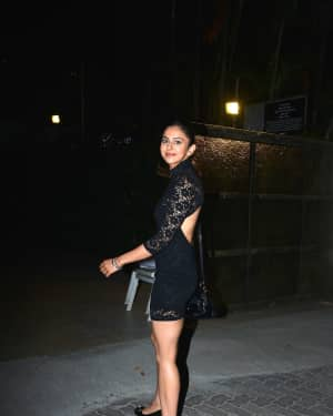 Rakul Preet Singh - Photos: Celebs attend Milap Zaveri Birthday Party