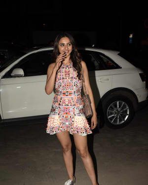 Rakul Preet Singh - Photos: Celebs at Opening Night Of Soho Club