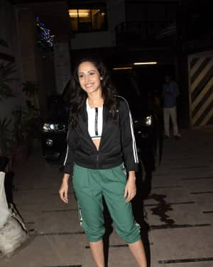 Nushrat Bharucha - Photos: Celebs Spotted at Gym in Juhu