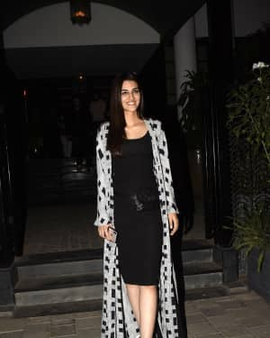 Kriti Sanon - Photos: Celebs Spotted at Soho House