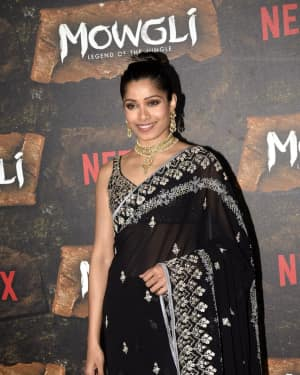 Freida Pinto - Photos: Mowgli world premiere at Yashraj studios