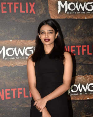 Radhika Apte - Photos: Mowgli world premiere at Yashraj studios