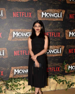 Radhika Apte - Photos: Mowgli world premiere at Yashraj studios | Picture 1613289