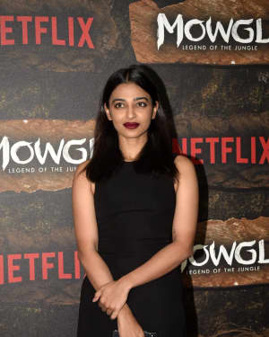 Radhika Apte - Photos: Mowgli world premiere at Yashraj studios | Picture 1613290