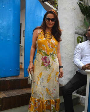 Preity Zinta - Photos: Neha Dhupia's Baby Shower At Olive In Bandra | Picture 1601321