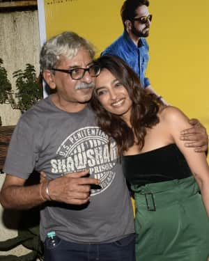 Andhadhun - Photos: Screening of film Andhadhun at Sunny Sound