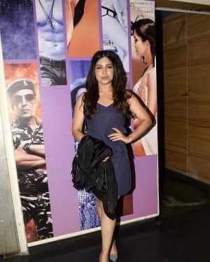 Bhumi Pednekar - Photos: Screening of film Andhadhun at Sunny Sound   Picture 1601870