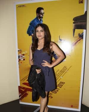 Bhumi Pednekar - Photos: Screening of film Andhadhun at Sunny Sound   Picture 1601869