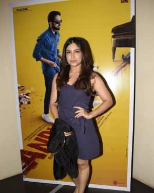 Bhumi Pednekar - Photos: Screening of film Andhadhun at Sunny Sound   Picture 1601867