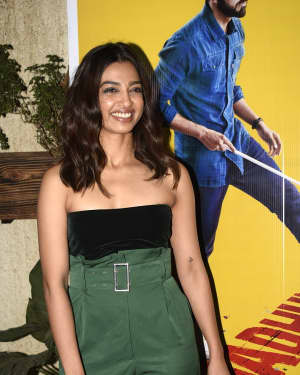 Radhika Apte - Photos: Screening of film Andhadhun at Sunny Sound