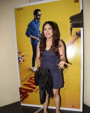 Bhumi Pednekar - Photos: Screening of film Andhadhun at Sunny Sound   Picture 1601866