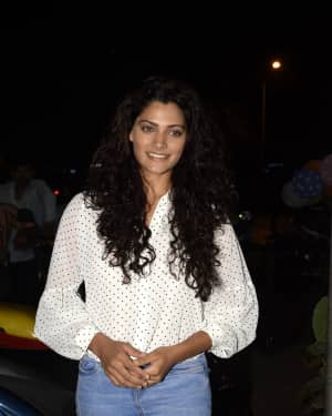 Saiyami Kher - Photos: Celebs at Soha Ali Khan's birthday party at Bastian