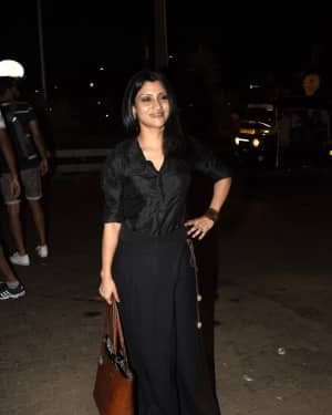 Konkona Sen Sharma - Photos: Celebs at Soha Ali Khan's birthday party at Bastian