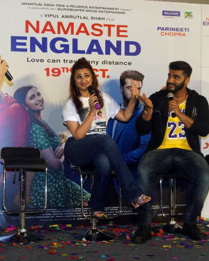 Photos: Song Launch Of 'Proper Patola' From Film 'Namaste England' | Picture 1602473