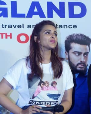 Parineeti Chopra - Photos: Song Launch Of 'Proper Patola' From Film 'Namaste England'