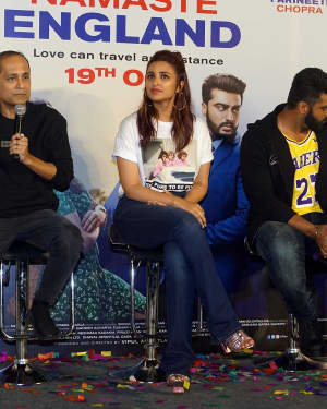 Photos: Song Launch Of 'Proper Patola' From Film 'Namaste England' | Picture 1602471
