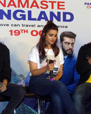 Photos: Song Launch Of 'Proper Patola' From Film 'Namaste England'