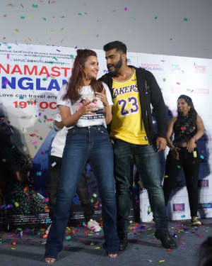 Namaste England - Photos: Song Launch Of 'Proper Patola' From Film 'Namaste England'