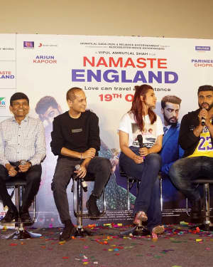 Photos: Song Launch Of 'Proper Patola' From Film 'Namaste England' | Picture 1602469