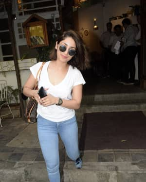 Photos: Yami Gautam spotted at Fable