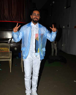 Ayushmann Khurrana - Photos: Badhaai Ho Team Spotted at Mehboob Studio | Picture 1603015