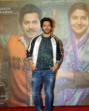 Varun Dhawan - Photos: Sui Dhaaga Success Press Conference