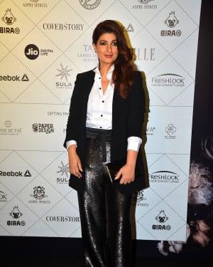 Twinkle Khanna - Photos: Elle Beauty Awards 2018 & Red Carpet at Taj Land's End